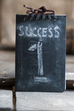 Success, first concept Royalty Free Stock Images