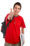Success gesture Stock Images