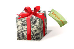 Success gift Royalty Free Stock Image