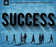 Success Goal Achievement Accomplishment Successful Concept Stock Photography