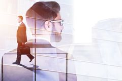 Success and hiring concept Stock Images