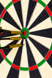 Success hitting target aim goal achievement concept background Royalty Free Stock Photo
