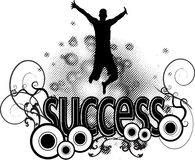 Success  illustration Royalty Free Stock Image
