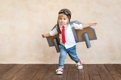 Success, imagination and innovation technology concept royalty free stock image