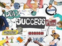 Success Improvement Achievement Goal Aim Concept Stock Photos