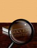 Success-Knowledge Royalty Free Stock Photography