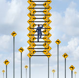 Success Ladder Stock Images