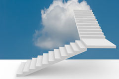 The success ladder Royalty Free Stock Photography