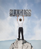 Success 3 Stock Images