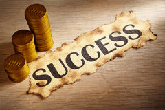 Success and money Stock Images