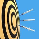 Success Of Treatment Stock Image