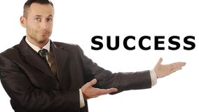 Success stock footage