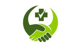 Success Partners Health stock illustration