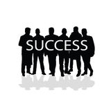 Success people  Royalty Free Stock Images
