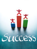 Success people concept Stock Photos
