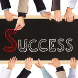 Success Royalty Free Stock Photography