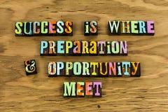 Success prepare opportunity education challenge