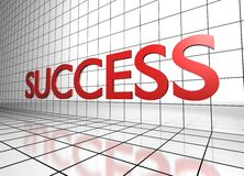 Success presentation Stock Photo