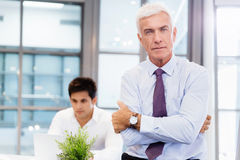 Success and professionalism in person Stock Photos
