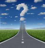 Success Questions Royalty Free Stock Images