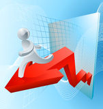 Success results concept Stock Images