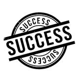 Success rubber stamp Royalty Free Stock Images