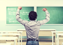 Success at school Stock Image
