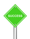 Success sign Royalty Free Stock Images