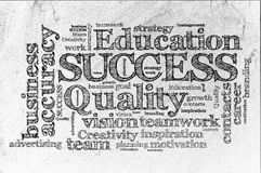 Success sketch Stock Photography