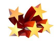 Success stars icon Royalty Free Stock Photo
