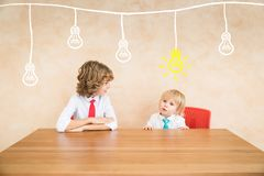 Success, start up and business idea concept royalty free stock photo