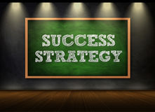 Success Strategy Royalty Free Stock Image