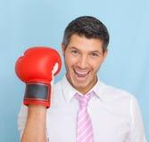 Success strength career Royalty Free Stock Image