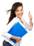 Success student Royalty Free Stock Photos