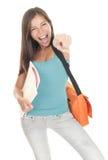Success Student Stock Photo