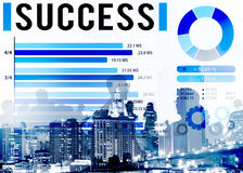 Success Successful Goal Achievement Complete Concept Royalty Free Stock Image