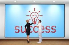 Success symbol Stock Images
