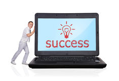 Success symbol Stock Images
