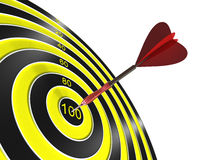 Success target Stock Photo
