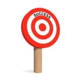 Success target board. Stock Photos