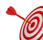 Success target Royalty Free Stock Images