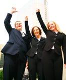 Success Team royalty free stock photos