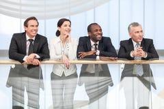 Success Team Stock Photo
