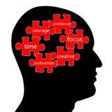 Success Thinking Stock Image