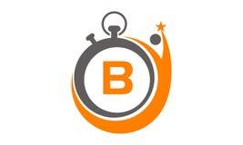 Success Time Management Letter B Stock Images