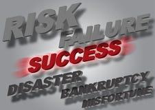 Success word Stock Photo