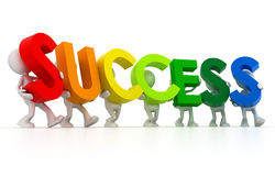 Success word Royalty Free Stock Images