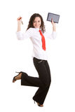 Success in work Royalty Free Stock Photos