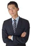Success young businessman Stock Photo