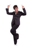 Successful African American business woman Royalty Free Stock Photos